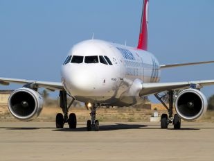 TC-JPU - Turkish Airlines Airbus A320