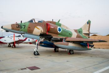 357 - Israel - Defence Force Douglas A-4 Skyhawk (all models)