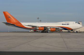 4L-TSZ - Kam Air Boeing 747-200F