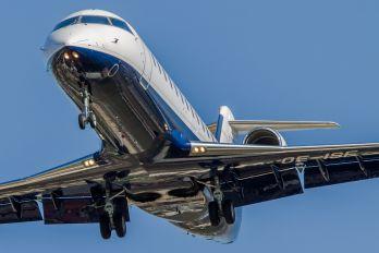 OE-ISF - International Jet Management Canadair CL-600 CRJ-850