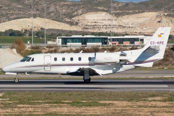 EC-KPE - Private Cessna 560XL Citation XLS