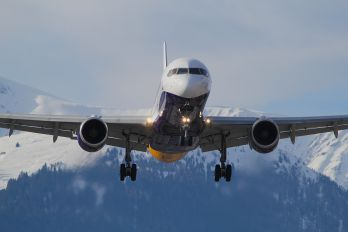G-MONJ - Monarch Airlines Boeing 757-200