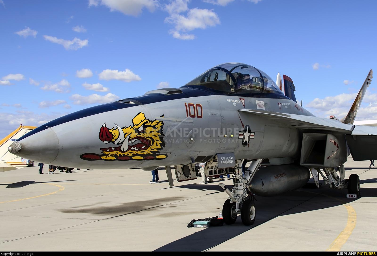 USA - Navy 166628 aircraft at Yuma