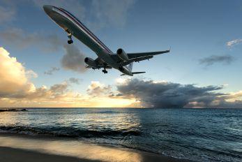 N605AA - American Airlines Boeing 757-200