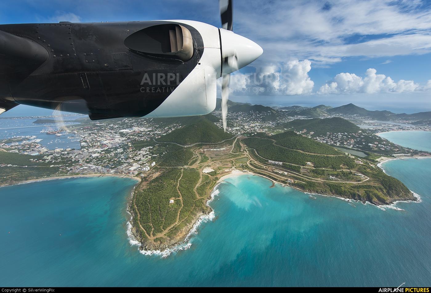 Winair PJ-WCA aircraft at Sint Maarten - Princess Juliana Intl