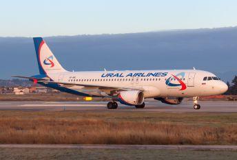 VP-BIE - Ural Airlines Airbus A320