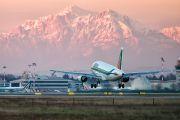 EI-IMD - Alitalia Airbus A319 aircraft