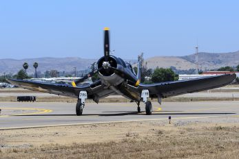 NX83782 - Private Vought F4U Corsair