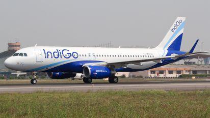 VT-IFH - IndiGo Airbus A320