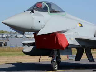 ZK305 - Royal Air Force Eurofighter Typhoon FGR.4