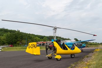 G-CFKA - Private AutoGyro Europe MT-03