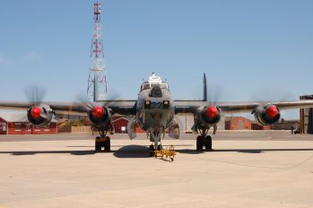 1722 - South Africa - Air Force Museum Avro 716 Shackleton MR.3