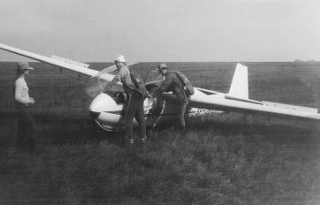 SP-2810 - Aeroklub Słupski PZL SZD-9 Bocian