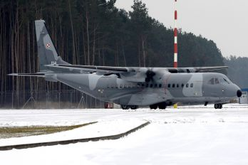 014 - Poland - Air Force Casa C-295M