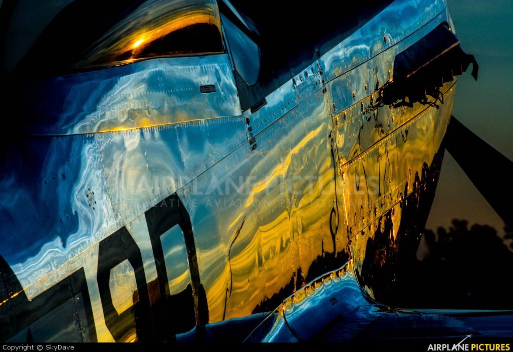 Cavanaugh Flight Museum N251JC aircraft at Oshkosh - Wittman Regional