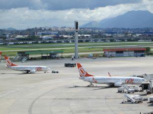 - - GOL Transportes Aéreos  - Airport Overview - Apron