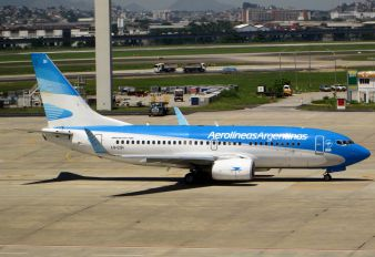 LV-CSI - Aerolineas Argentinas Boeing 737-700