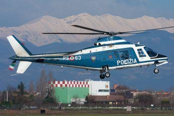 PS-63 - Italy - Police Agusta / Agusta-Bell A 109
