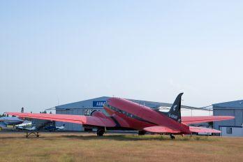 G-ANAF - Air Atlantique Douglas DC-3