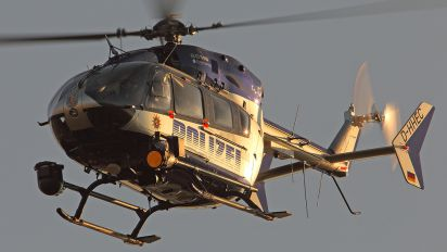 D-HHEC - Germany -  Bundespolizei Eurocopter EC145