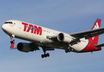 PT-MSY - TAM Boeing 767-300ER