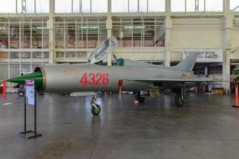 N5179Y - Private Mikoyan-Gurevich MiG-21PF