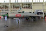 N5179Y - Private Mikoyan-Gurevich MiG-21PF aircraft
