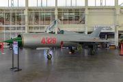 N5179Y - Private Mikoyan-Gurevich MiG-21PF aircraft