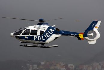EC-LTT - Spain - Police Eurocopter EC135 (all models)