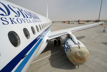 RA-89021 - Moskovia Airlines Sukhoi Superjet 100