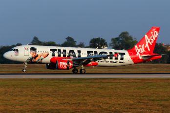 HS-ABK - AirAsia (Thailand) Airbus A320