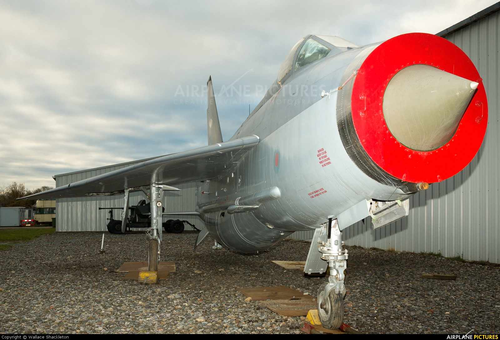 Saudi Arabia - Air Force 53-696 aircraft at Sunderland