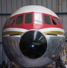 G-BEEX - Dan Air London de Havilland DH.106 Comet 4C