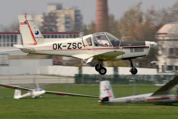 OK-ZSC - Private Zlín Aircraft Z-42MU