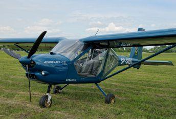 SP-SIEK - Private Aeroprakt A-22 Foxbat