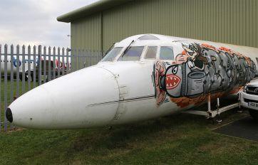 N25AG - Private Lockheed L-1329 JetStar