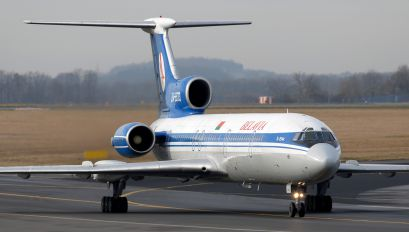 EW-85703 - Belavia Tupolev Tu-154M