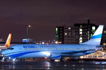 SP-ENE - Enter Air Boeing 737-400