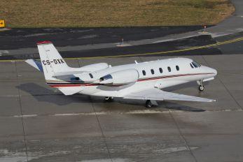 CS-DXK - NetJets Europe (Portugal) Cessna 560XL Citation XLS