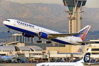 EI-UNC - Transaero Airlines Boeing 767-300ER