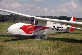 D-1629 - Private Scheibe Spatz
