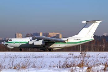 7T-WIB - Algeria - Air Force Ilyushin Il-76 (all models)