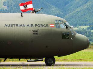 8T-CA - Austria - Air Force Lockheed Hercules C.1P