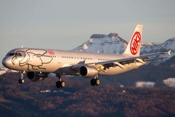 OE-LES - Niki Airbus A321