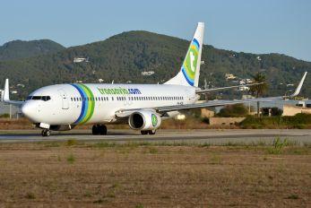 PH-HZB - Transavia Boeing 737-800