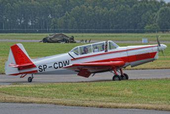 SP-CDW - Aeroklub Krakowski Zlín Aircraft Z-526F