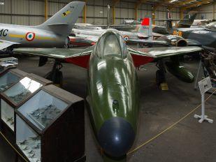 E-419 - Denmark - Air Force Hawker Hunter F.51