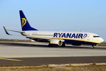 EI-ENY - Ryanair Boeing 737-800