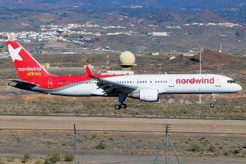 VQ-BKM - Nordwind Airlines Boeing 757-200WL