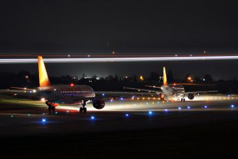 HB-JZG - easyJet Switzerland Airbus A319